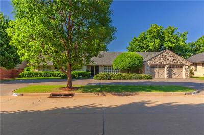 Oklahoma City Single Family Home For Sale: 2604 NW 69th Street
