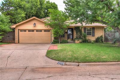 Oklahoma City Single Family Home For Sale: 2725 NW 65th Street