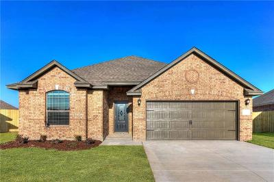 Yukon Single Family Home For Sale: 3316 Grace Lake Court