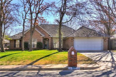 Edmond Single Family Home For Sale: 2100 Powderhorn