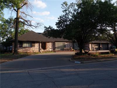 Oklahoma City Single Family Home For Sale: 3612 44th