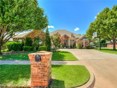 Oklahoma City Single Family Home For Sale: 14501 Fossil Creek