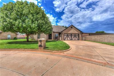 Edmond Single Family Home For Sale: 14717 Waterfront Road
