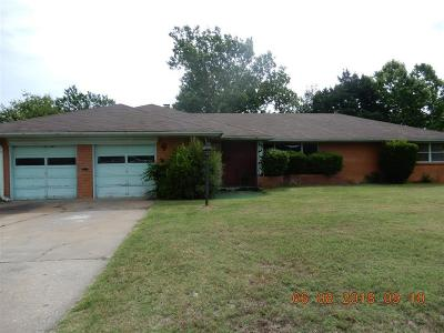 Canadian County, Oklahoma County Single Family Home For Sale: 4900 N Everest Avenue