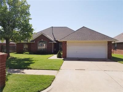 Oklahoma City OK Single Family Home For Sale: $217,000