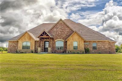 Harrah Single Family Home For Sale: 761 Cabin Road