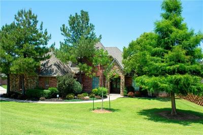 Edmond Single Family Home For Sale: 1301 Autumn Creek Drive