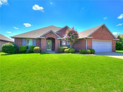 Edmond Single Family Home For Sale: 16125 Vallejo