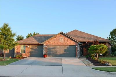 Norman Single Family Home For Sale: 1408 Baycharter Street
