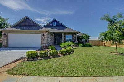 Edmond OK Single Family Home For Sale: $245,900