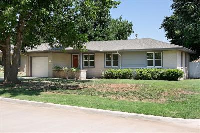 Oklahoma City OK Single Family Home For Sale: $147,900