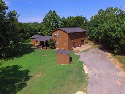 Lincoln County Single Family Home For Sale: 860323 S 3460 Road
