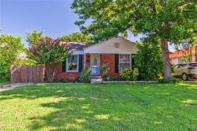 Oklahoma City Single Family Home For Sale: 1821 NW 35th Street