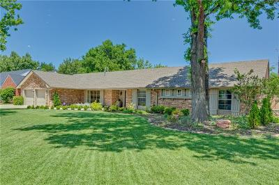 Oklahoma City Single Family Home For Sale: 3009 Pelham Drive