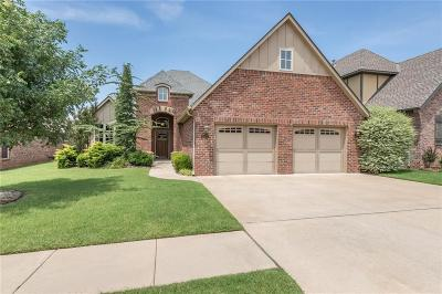 Oklahoma City OK Single Family Home For Sale: $550,000