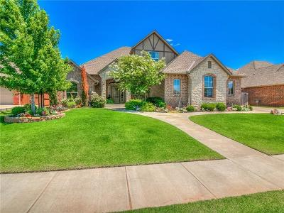 Oklahoma City Single Family Home For Sale: 13512 Portofino Strada
