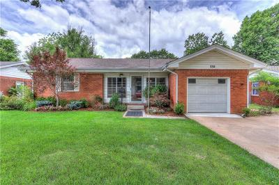 Norman Single Family Home For Sale: 330 Barbour