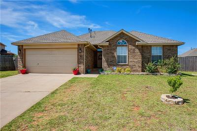 Oklahoma City Single Family Home For Sale: 2308 NW 157th Terrace