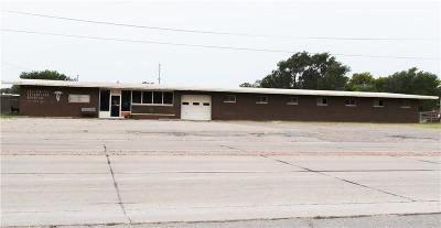 Beckham County Commercial For Sale: 1019 S Main