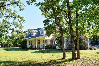 Shawnee Single Family Home For Sale: 105 Harmony Lane