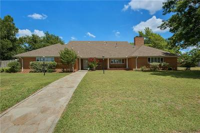 Oklahoma City Single Family Home For Sale: 6716 S Country Club Drive