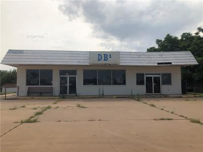Sayre Commercial For Sale: 714 N 4th