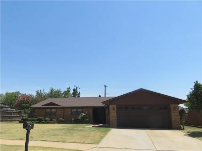 Single Family Home For Sale: 404 Comanche Trail