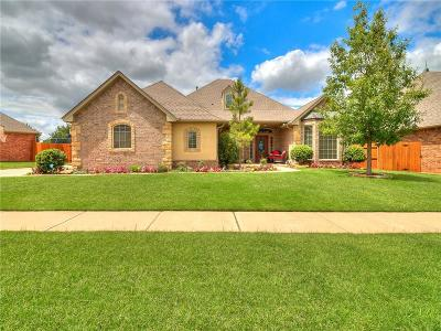 Edmond OK Single Family Home For Sale: $344,900