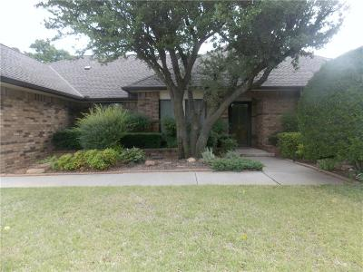 Oklahoma City Single Family Home For Sale: 11308 Country Drive