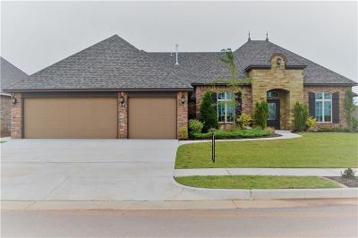 Yukon Single Family Home For Sale: 7924 Crestone Drive