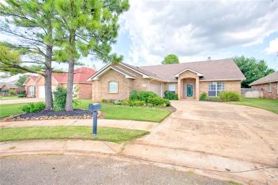 Edmond Single Family Home For Sale: 1865 Olde School Road
