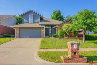 Norman Single Family Home For Sale: 2908 Canyon Oaks Court