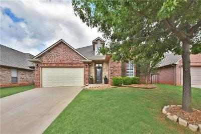 Edmond Single Family Home For Sale: 15917 Traditions Boulevard