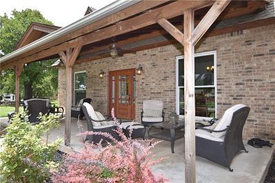 Edmond Single Family Home For Sale: 6801 Blackberry Road
