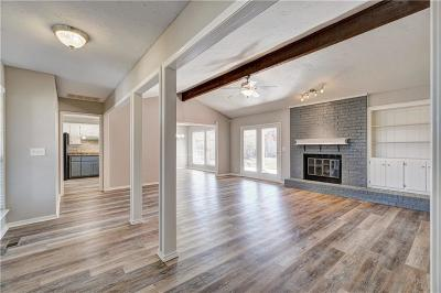Edmond Single Family Home For Sale: 1812 Stepping Stone Trail