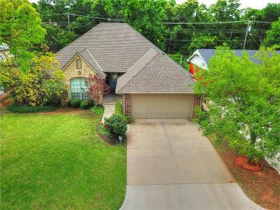 Oklahoma City Single Family Home For Sale: 2538 NW 44th Street
