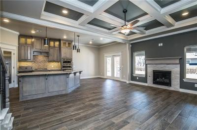 Edmond OK Single Family Home For Sale: $326,840