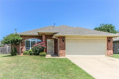 Norman Single Family Home For Sale: 1413 Teakwood
