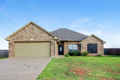 Edmond Single Family Home For Sale: 3629 NW 176th Street