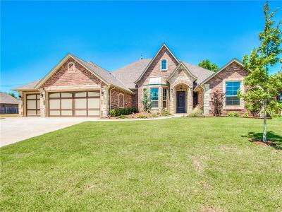 Oklahoma City Single Family Home For Sale: 11113 Katie Beth Ln.