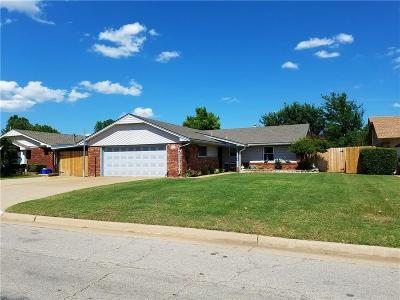 Oklahoma City Single Family Home For Sale: 6600 S Villa Avenue