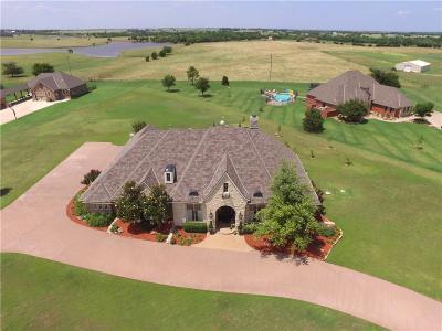 Edmond Single Family Home For Sale: 6143 Cedar Farm Road