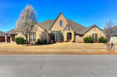 Oklahoma City Single Family Home For Sale: 3205 Westbury Glen