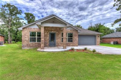 Jones Single Family Home For Sale: 639 Franklin