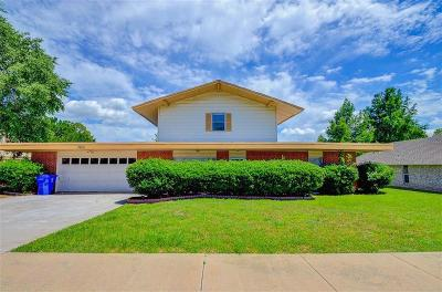 Norman Single Family Home For Sale: 3704 Quail Drive