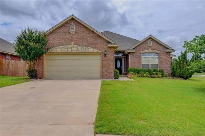 Noble Single Family Home For Sale: 320 N Treyton Place