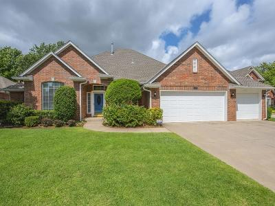Edmond Single Family Home For Sale: 13737 Plymouth Crossing