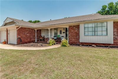 Oklahoma City Single Family Home For Sale: 10420 Major Avenue