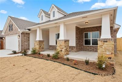 Yukon Single Family Home For Sale: 3509 Grizzly Ridge Court