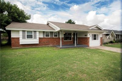 Moore Single Family Home For Sale: 968 3rd